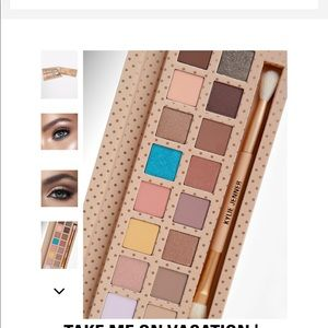 Kylie Cosmetics Makeup - Kylie Cosmetics  TAKE ME ON VACATION